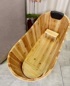 浴桶木桶家用泡澡实木制洗澡盆浴缸神器全身超大大人加高小孩儿童
