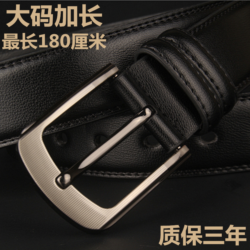 Mens long belt mens large extra long 135 140 150 160 170 180cm cm belt