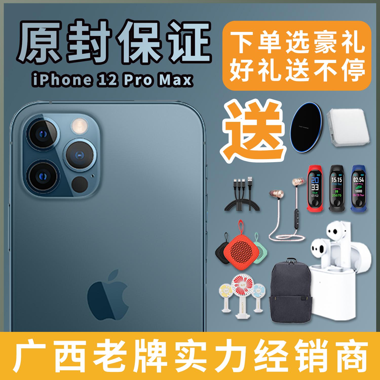 中國代購 中國批發-ibuy99 iphone Apple/苹果 iPhone 12 Pro Max原装正品国行全新未拆封未激活手机