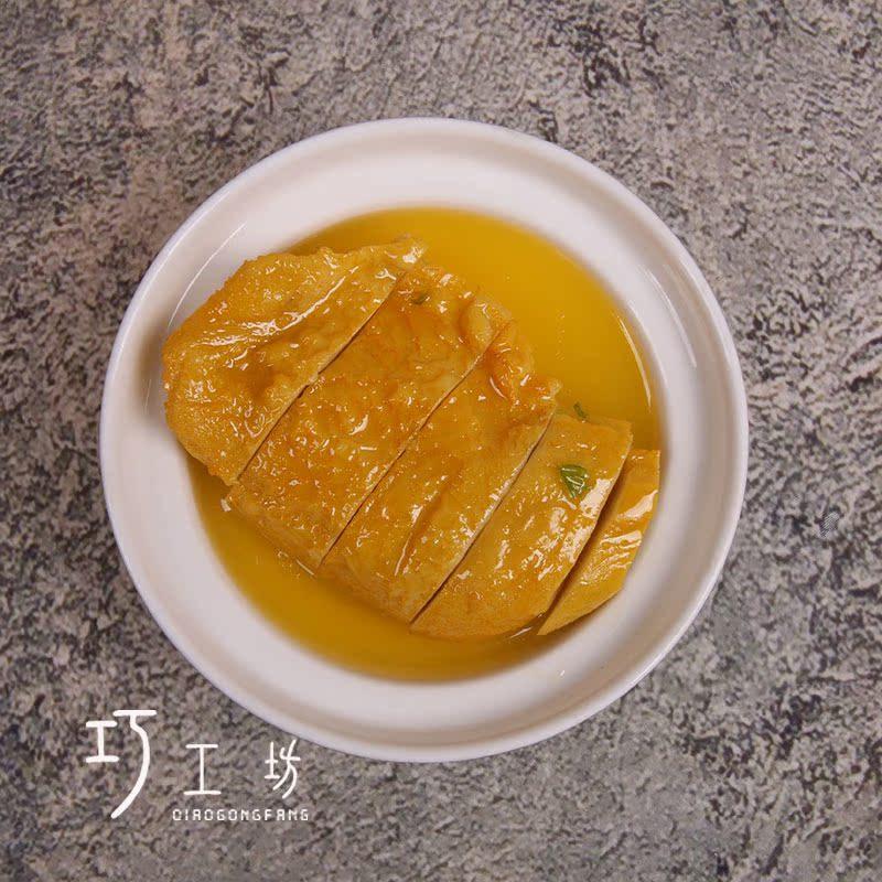 定制新品仿真八大菜系浙菜绍兴醉酒食物食品模型仿真炖鸡模型展示