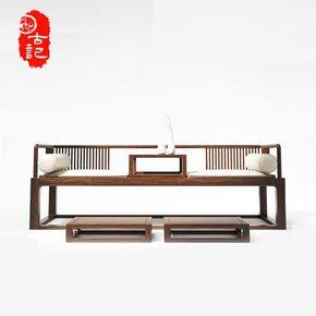 Будда-кровати,  Древний запомнить новый китайский стиль мебель ocean кровать три образца следующий ясно алтарь смысл дерево рохан диван старый вяз диван - кровать ложь диван, цена 13949 руб