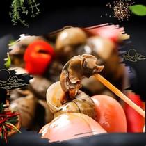 虾夷扇贝辽宁特产海产品矶烧元贝500g扇贝肉獐子岛扇贝即食包邮