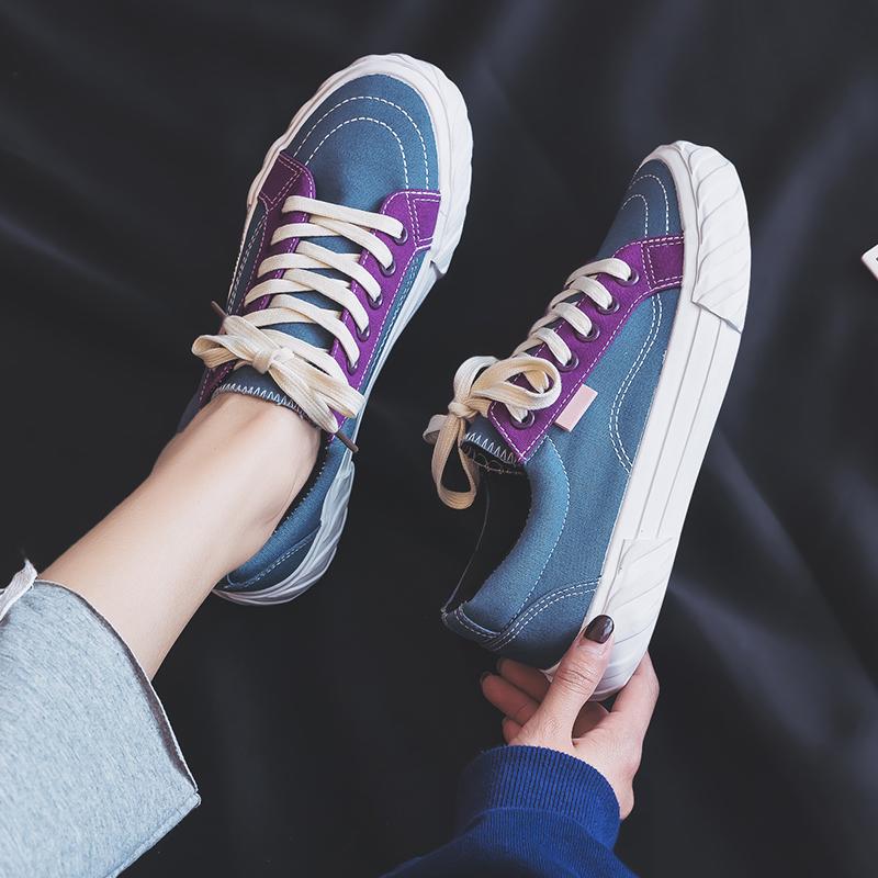 2020春季新款帆布韩版布鞋网红春鞋怎么样