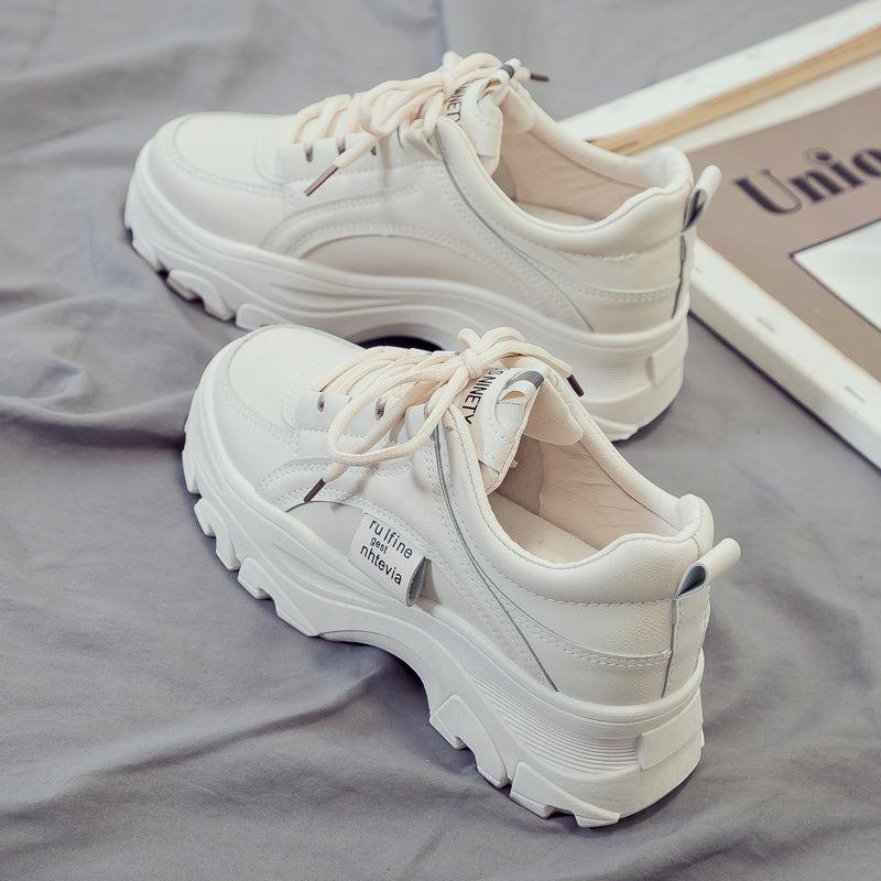 老爹鞋子女2020年新款爆款运动小白鞋ins百搭潮2021年春秋季单鞋