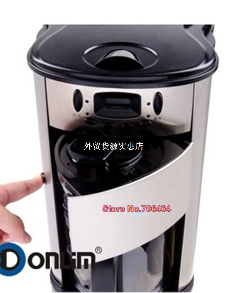 Drip coffee maker Household stainless steel fully automatic
