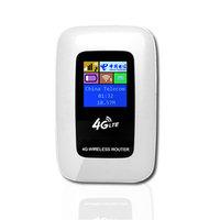 全网通4g无线路由器随身wifi设备移动车载mifi联通家用上网宝设备