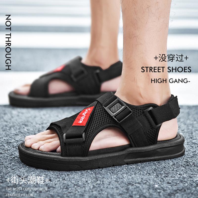 29.90元包邮2019新款男士室外防滑运动沙滩男鞋