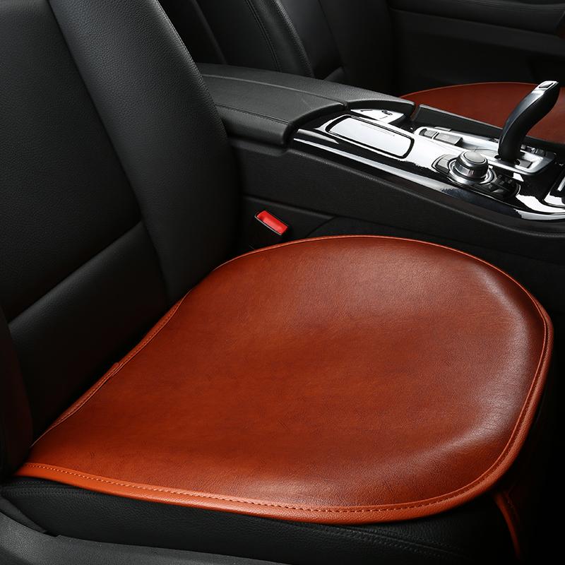 奧迪Q5A6LQ3A4L真皮汽車坐墊凱迪拉克XT5XTS ATS SRX單片座墊四季
