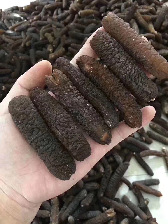 缅甸沙秃30头黑秃参野生黄金秃海参干货野生健康养生食材500g