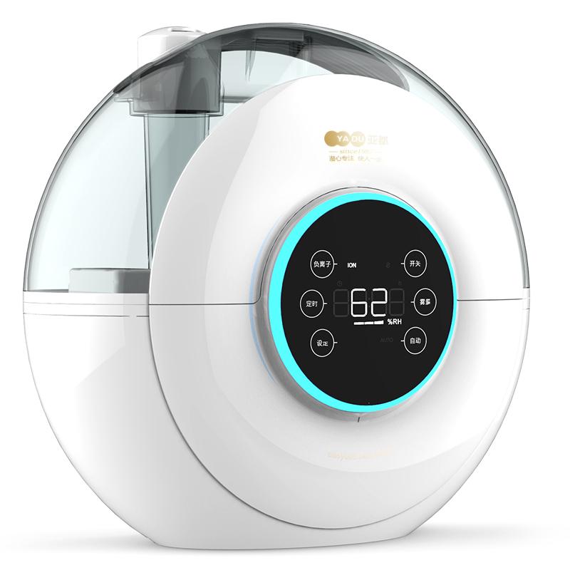 亚都加湿器家用静音卧室大容量办公室孕婴房空气创意SCK-D042买三送一