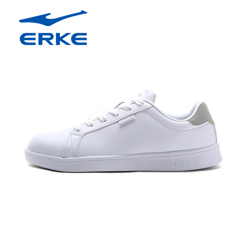 Hongxing Erke life tennis shoes mens autumn new anti slip wear resistant board shoes running shoes sports shoes comprehensive training shoes
