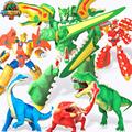 正版心奇新奇暴龙战车2 变形恐龙机甲玩具机器人爆龙霸王龙儿童二