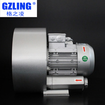 Gzling Gezilin high pressure fan 0.75KW oxygen blowing dual-use 2gzl1310-7at16 whirlpool air Pump