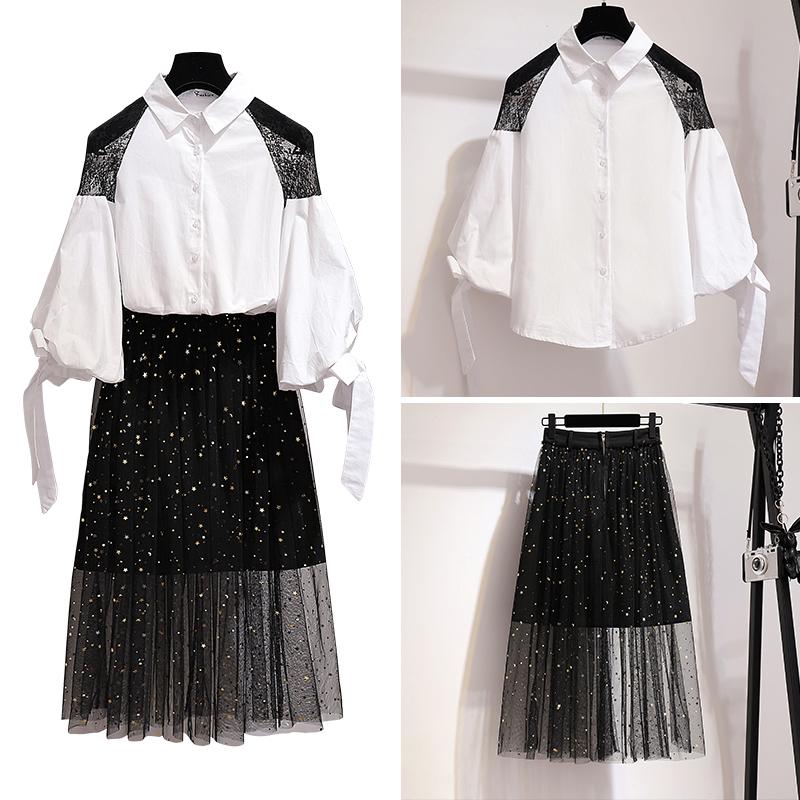 休闲套装女2018秋季新款韩版时尚宽松显瘦气质淑女原宿风两件套女