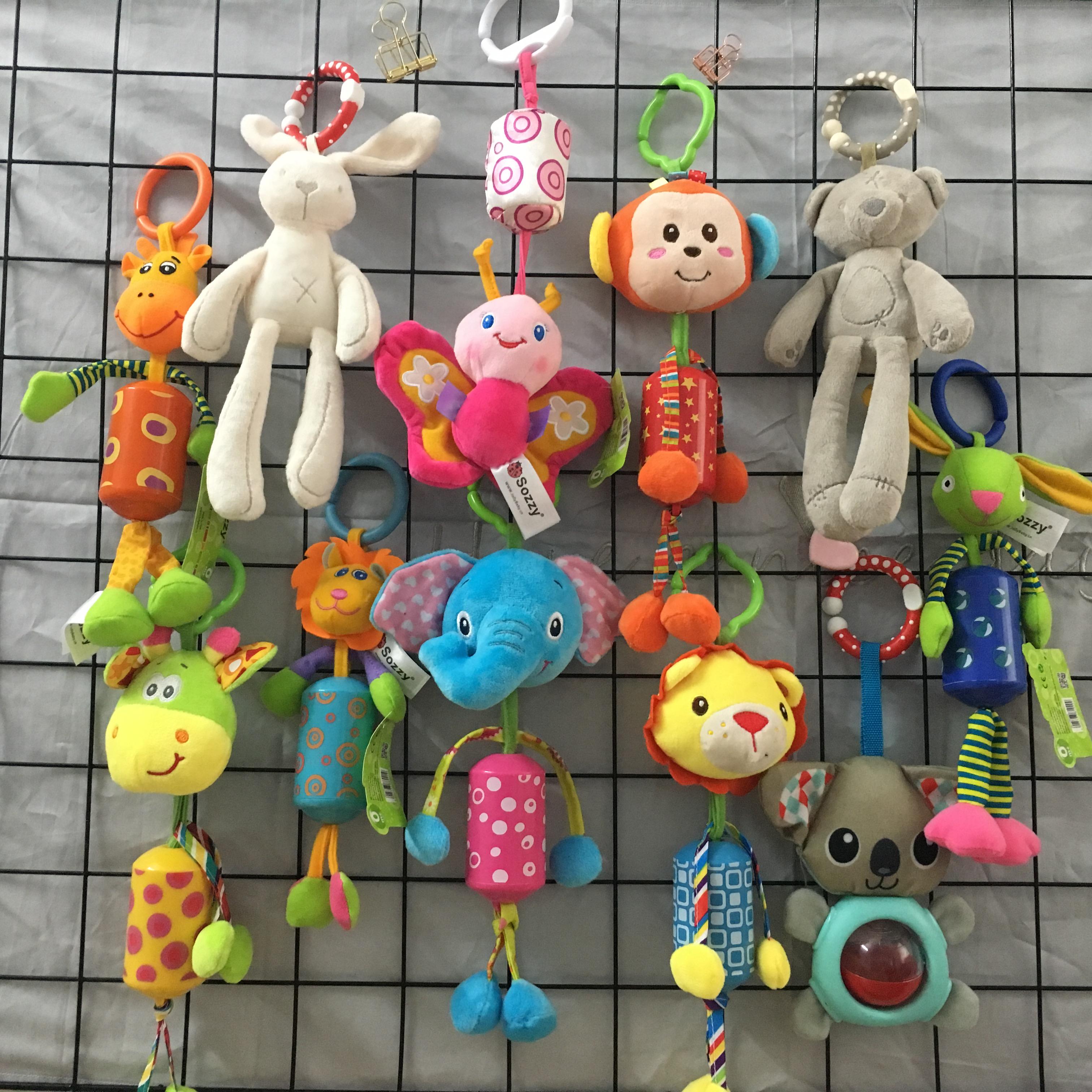 Прикроватные игрушки / Погремушки Артикул 574781051225