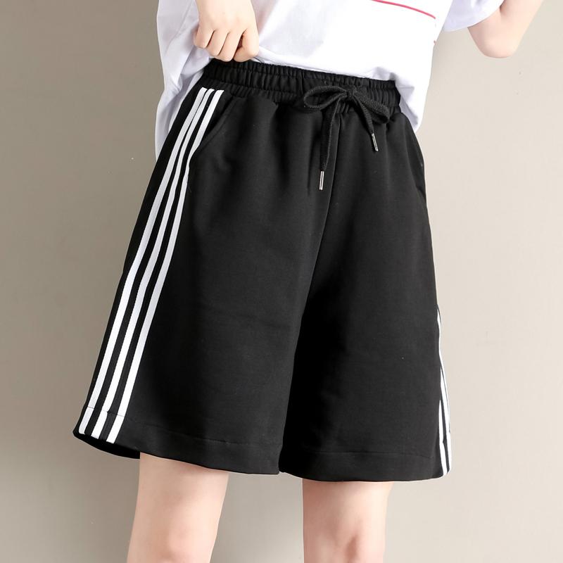 白色运动短裤女好吗评价