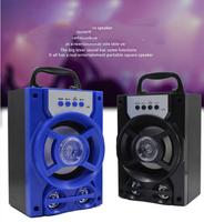 卧室无线蓝牙音箱包房大音响手提随身会议音箱影音电器车间多媒体