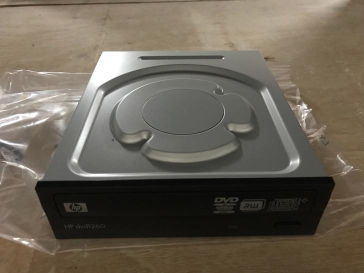 商务级内置DVD刻录机 24X 惠普dvd1260i 工包全新行货 全国联保