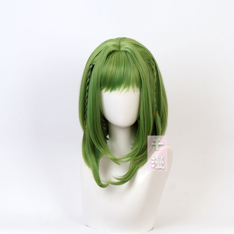 Role play of cosplay wig and hair