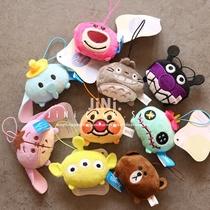 陪伴玩偶毛绒公仔创意礼物潮玩限量礼盒装奋斗系列兔偶问童子