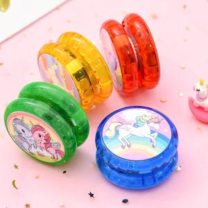 儿童发光溜溜球创意男孩闪光玩具