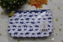 NaRaYa makeup bag to receive bag hand bag cloth phone bag purse Bangkok Thailand travel gift bag mail