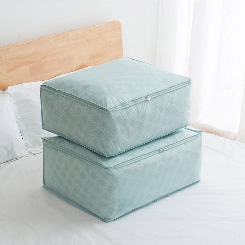 防潮防霉棉被收納袋PEVA裝棉被的袋子搬家袋衣服家用整理袋行李袋