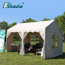 Advertising campaign Shade shed large awning outdoor rain shed stalls tent quad umbrella house Wedding Tent Room