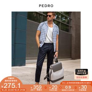 【双11预售】PEDRO大容量双肩包男士手提背包男包PM2-26320044