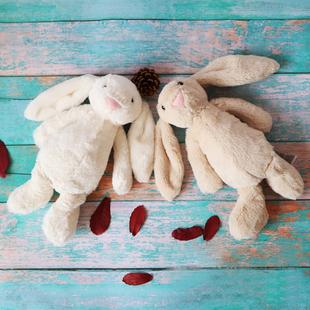 兔子毛绒玩具公仔宝宝柔软安抚女孩玩偶礼物超萌垂耳兔生日礼物
