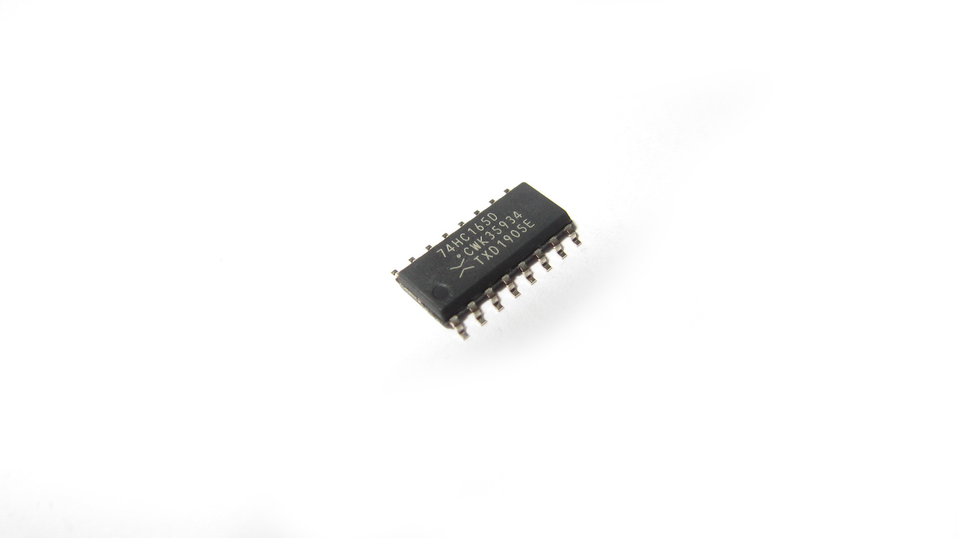 74HC165D NXP 移位寄存器  74系列  SOP16 原厂原装正品