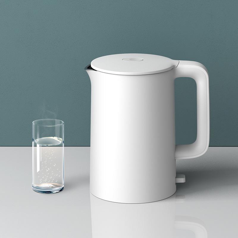 Xiaomi/小米 小米 米家电水壶1A大容量热水壶家用不锈钢自动断电