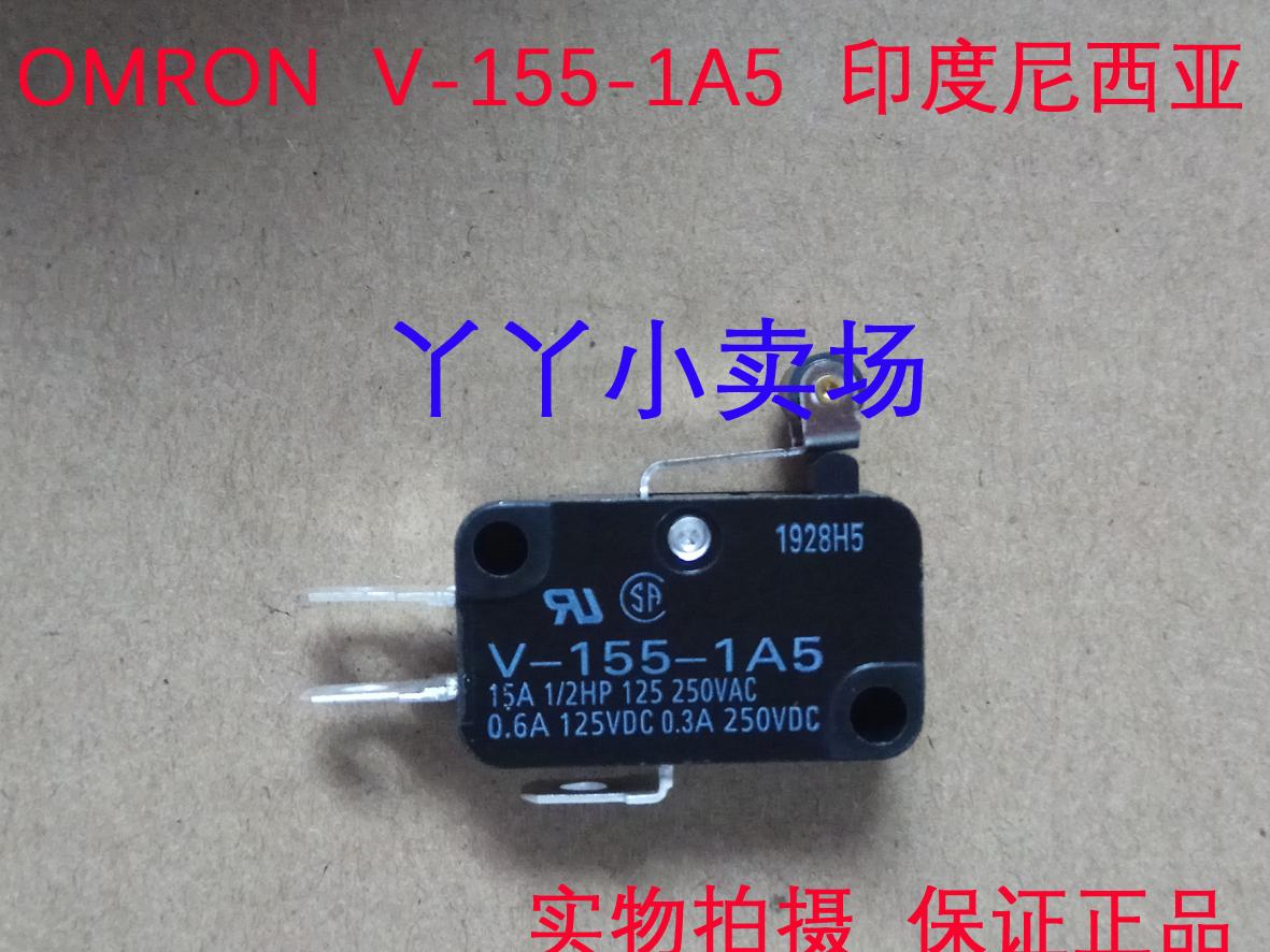 皇冠【���w】原�bOMRON �W姆��限位�_�P 微�娱_�P V-155-1A5