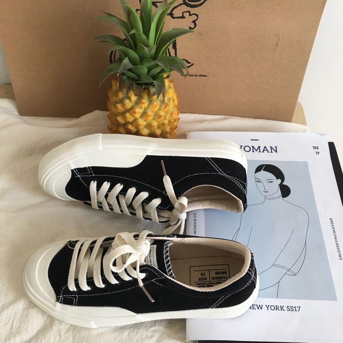 2019 new comfortable and fashionable canvas shoes for female students