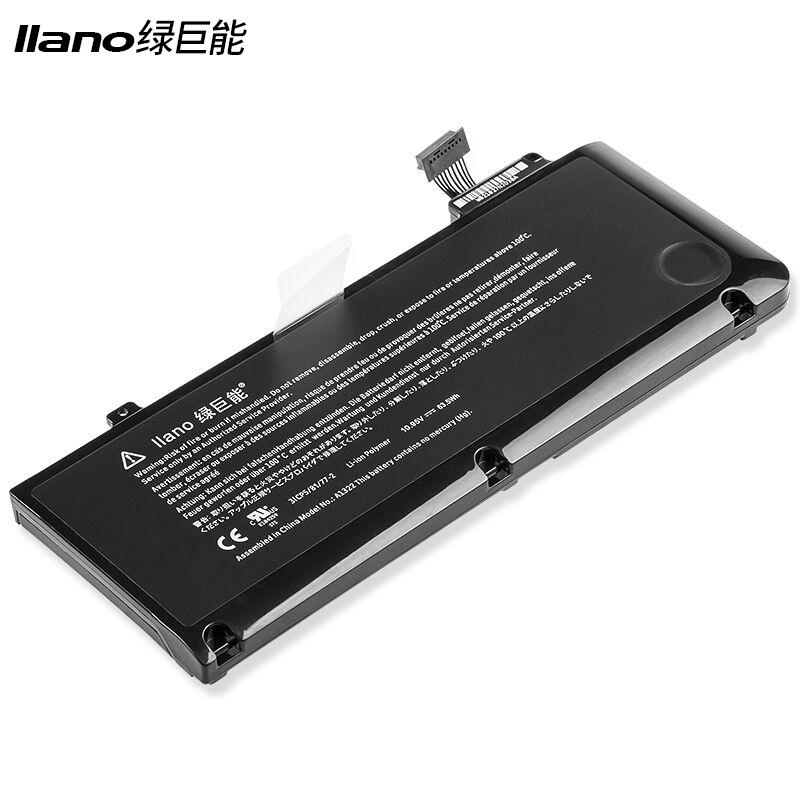 綠巨能 蘋果筆記本電池A1322電腦MacBook ProMC700MD313A1278