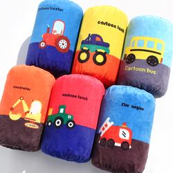 儿童袖套秋冬防脏防水套袖男孩洋气婴儿宝宝男童可爱婴幼儿护袖套
