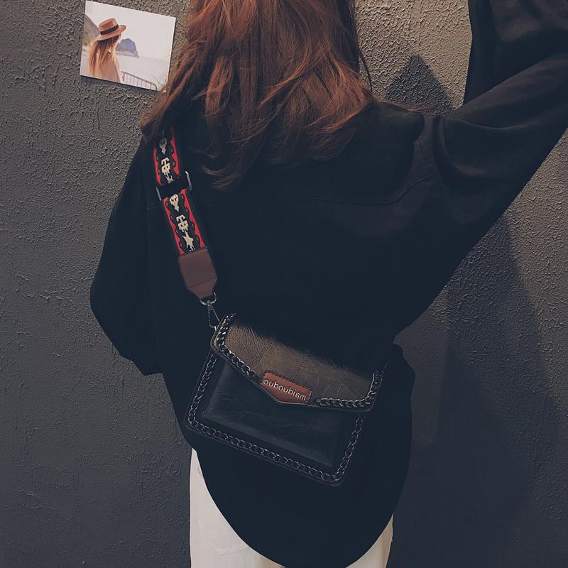 热销108件有赠品高级感小ck限定包包女2019新款潮网红洋气背包时尚斜挎包百搭ins