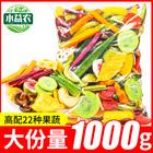 综合什锦果蔬脆片水果干250g