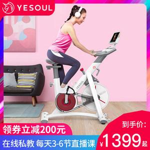 yesoul野小兽家用健身房s1动感单车