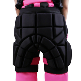 滑雪护臀垫滑冰儿童溜冰专业外穿护臀裤护屁股垫防摔大人轮滑护具图片