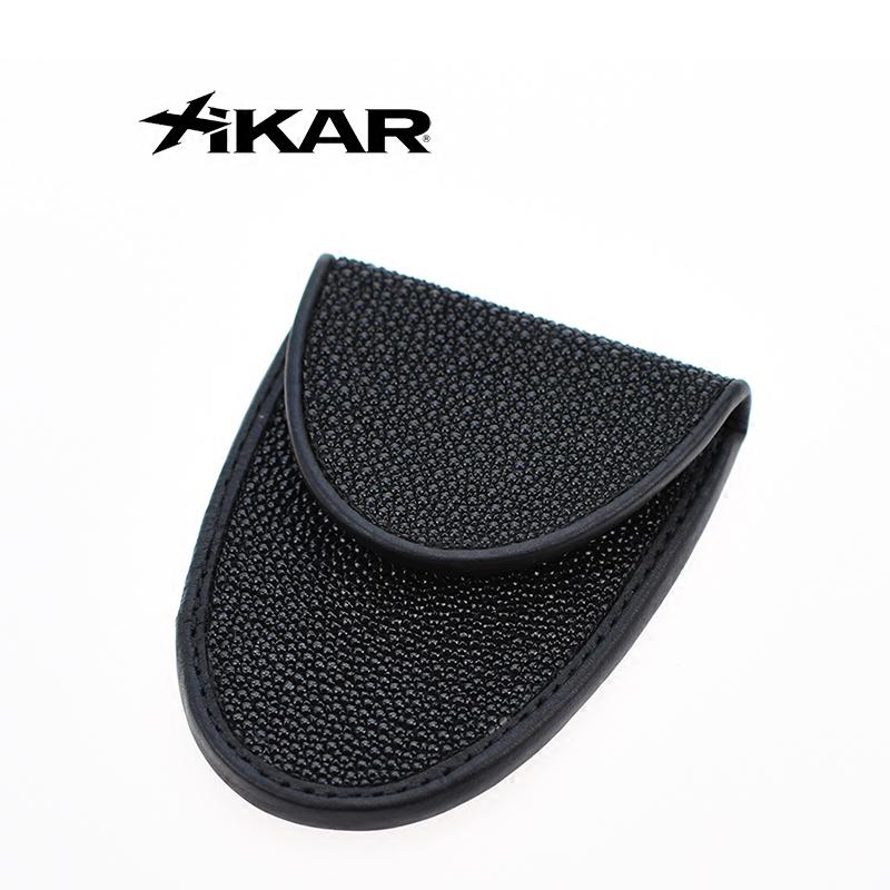 美国Xikar Xi Stingray Sheath雪茄剪专用皮套西卡配件珍珠鱼皮