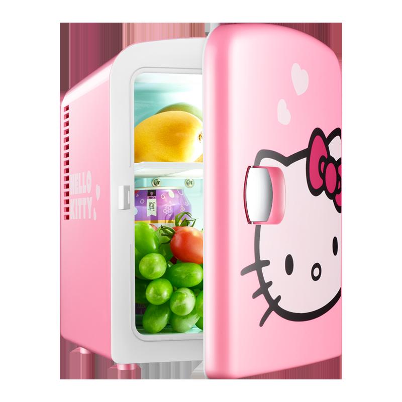 Novthcool/诺思酷 LY0204A储奶小冰箱存母乳携带宿舍化妆品冷藏箱