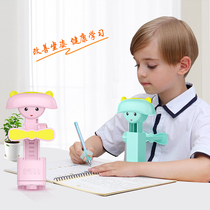 Children sitting orthosis pupils writing frame correction posture scaffold to prevent children from bowing myopia students with vision Protector Desktop Learning writing business Oracle writing posture Frame