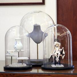 特大号玻璃防潮罩奇石古董玩物玻璃罩珠宝展示罩永生花罩子摆件图片
