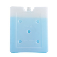 Archaean Cold Chain Ice Box Repeatedly Use Blue Ice Back Ice Pack Special Ice Row Breast Milk to Store Fresh and Cold Preservation Ice Bricks