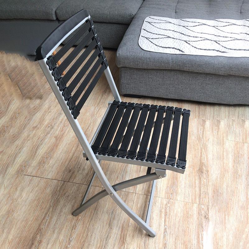健康椅橡皮筋电脑椅家用折叠弹簧椅子麻将椅松紧带弹力椅子座椅子