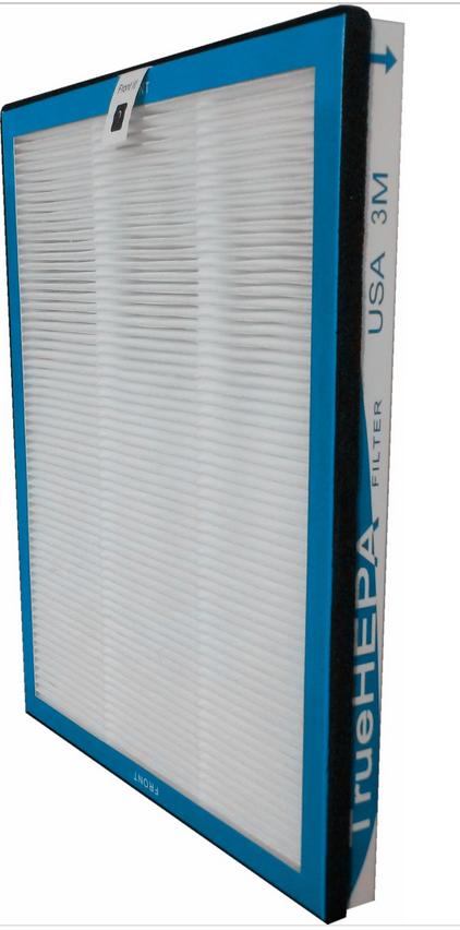 [无蚊无霾生活馆净化,加湿抽湿机配件]TCL空气净化器过滤网适用F260A月销量0件仅售47元