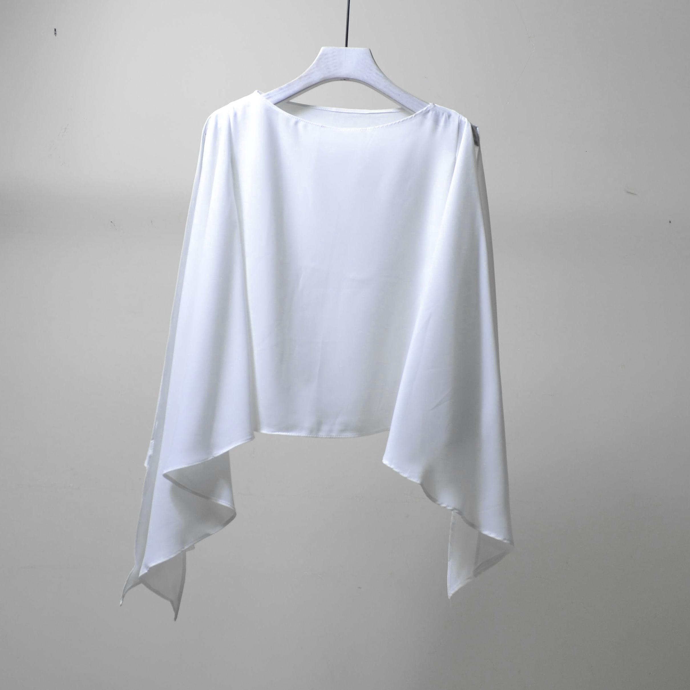 记◆系列商场撤柜专柜品牌折扣店剪标断码正品女装夏季新款白衬衫