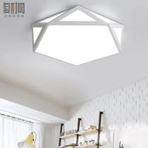 可调光灯饰温馨浪漫卧室客厅餐厅几何吸顶灯LED北欧简约后现代灯
