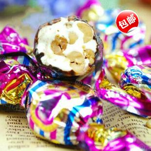 包郵瀋陽特產不老林糖花生牛軋軟奶酥糖休閒婚喜散裝年貨糖果零食